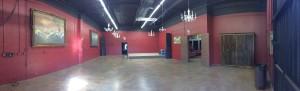 Wide, auditorium