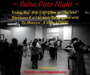 Salsa Date Night 2016